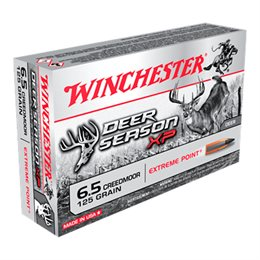 Winchester Deer Season XP kal. 6,5 Creedmore 125 gr.