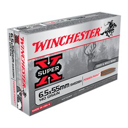 Winchester Powerpoint kal. 8x57 JRS 195 gr.