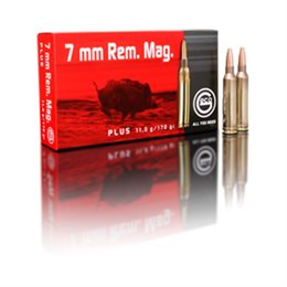 Geco Plus kal. 7 mm Rem. Mag. 11 g