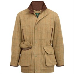 Alan Paine Combrook Men's Field Coat in Elm - køb hos lundemøllen