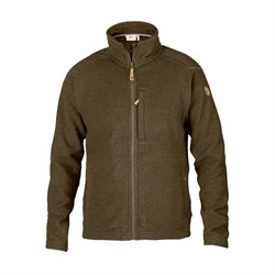Fjällräven Buck fleece - dark olive