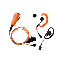 ProEquip pro-U610LA headset - orange