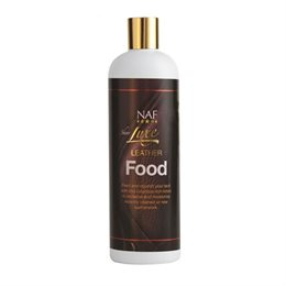 NAF Sheer Luxe Leather Food - læderolie