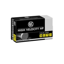 RWS high velocity HP 22 lr, 40 grain