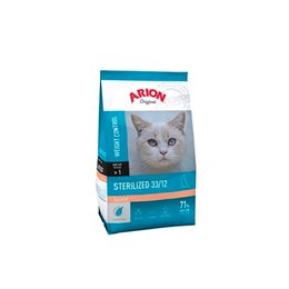 Arion Sterilised Laks Cat 2 kg.