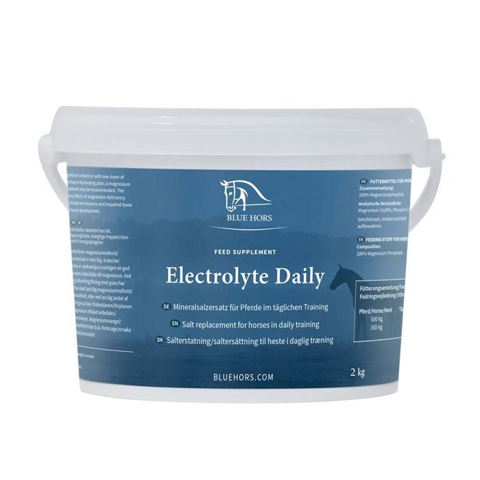Blue Hors Electrolyte Daily 2 kg.