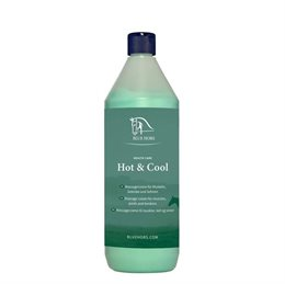 Blue Hors Hot & Cool 500ml.
