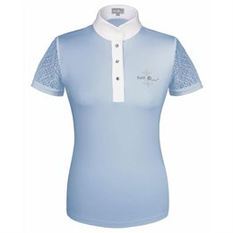 "Fairplay ""Cecile 2.0"" junior showshirt - light blue"