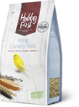 hoppy first king canary mix