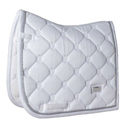 "Equestrian Stockholm underlag ""White Perfection Silver"""