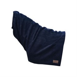 "Kentucky halsdækken ""Heavy Fleece Scarf"" - navy"