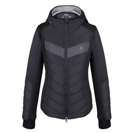 "Fairplay ""Halley"" softshell jakke - sort"