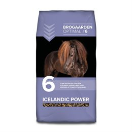 Brogaarden Optimal no. 6 - Icelandic Power