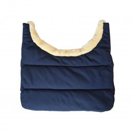 Kentucky Horse Bib Winter - navy