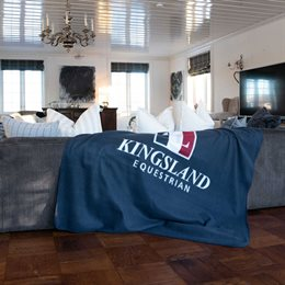 Kingsland fleecetæppe