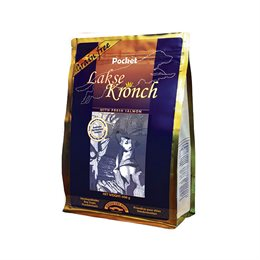 Henne Petfood lakse kronch pocket 600 g