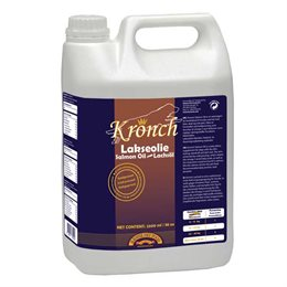 Kronch Lakseolie 2500 ml