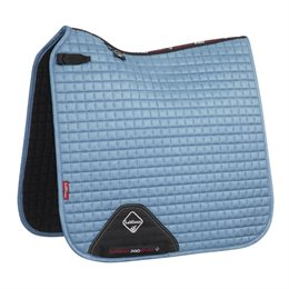 LeMieux Dressage Luxury underlag - ice blue