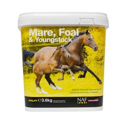 NAF Mare, Foal & Youngstock vitamin+mineral 3,6 kg.