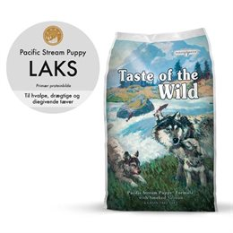 Taste of the Wild - Pacific Stream Puppy 12,2 kg | Lundemøllen✓