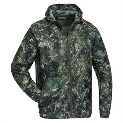 Pinewood windblocker jakke - camo