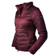 "Equestrian Stockholm light weight jacket ""Bordeaux"""