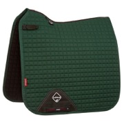 LeMieux Dressage Cotton underlag - racing green