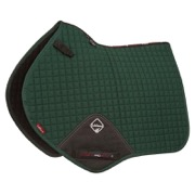 LeMieux Jumping Cotton underlag - racing green