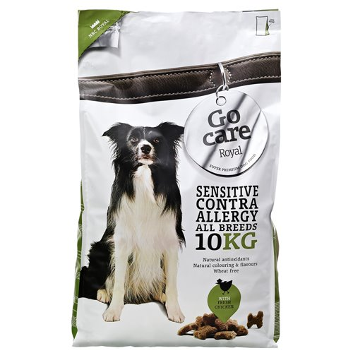 Go Care Royal Dog - Sensitive Contra Allergy 10 kg.