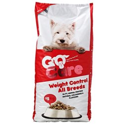 Go Care Dog - Weight Control 15 kg.