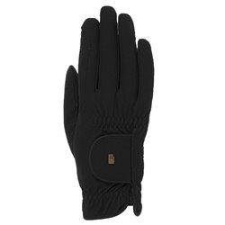"ROECKL ""Vesta Winter"" ridehandsker - sort"