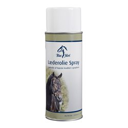 Blue Hors Læderolie spray 400 ml.