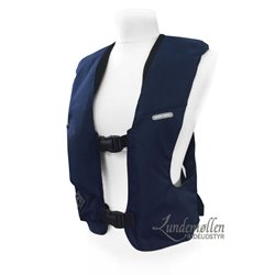Hit-Air sikkerhedsvest, kort model - navy