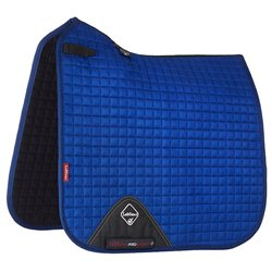 LeMieux Dressage Luxury underlag - benetton blue
