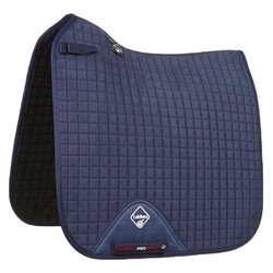 LeMieux Dressage Luxury underlag - navy