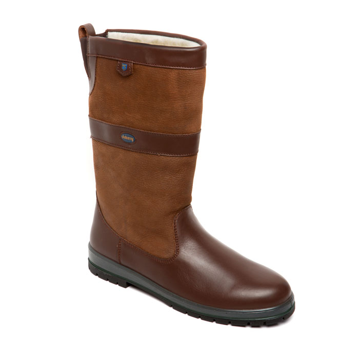 Dubarry støvler Donegal - walnut