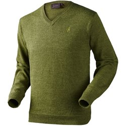 Seeland Essex sweater - cypress