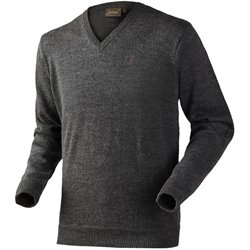 Seeland Essex sweater - flint grey