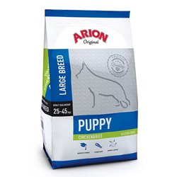 Arion Puppy Large Breed Chicken & Rice 12 kg.