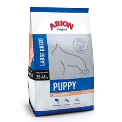 Arion Puppy Large Breed Salmon & Rice 12 kg.