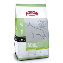 Arion Adult Small Breed Chicken & Rice 7,5 kg.