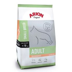 Arion Adult Small Breed Salmon & Rice 3 kg.