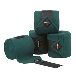 LeMieux Polo fleecebandager - racing green