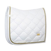 "Equestrian Stockholm underlag ""White Perfection Gold"""