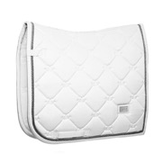 Equestrian Stockholm underlag White Perfection Silver