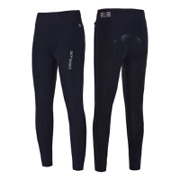 "Kingsland junior ridebukser ""Kemmie Tights"" m. fuldgrip - navy"