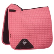 LeMieux Dressage Luxury underlag - blush pink