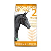 Brogaarden Optimal no 2 Fase 2 Foder til avlshopper og ungheste