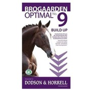 Brogaarden Optimal no9 Build Up Muskelopbyggende foder til rideheste