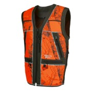 Härkila Lynx safety vest - orange